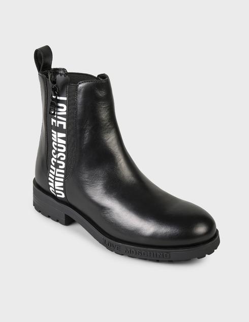 черные Ботинки Love Moschino AGR-JA21094G0DIA0000
