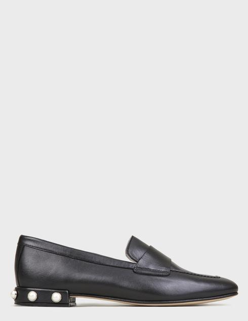 женские черные Туфли Pertini 191W15508D1 - фото-6