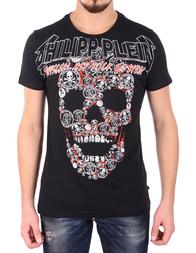 Мужская футболка PHILIPP PLEIN 342545_black