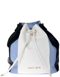 Женская сумка Armani Jeans 922563-SAFFIANO-blu-mix