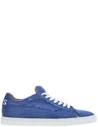 Женские кеды 4US Cesare Paciotti LD4T_blue