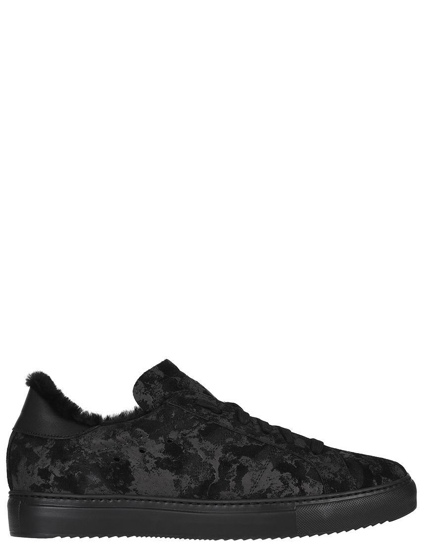 Мужские кеды Stokton 350-M-NB-GL_black