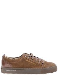 Мужские кеды Trussardi Jeans 77229_brown