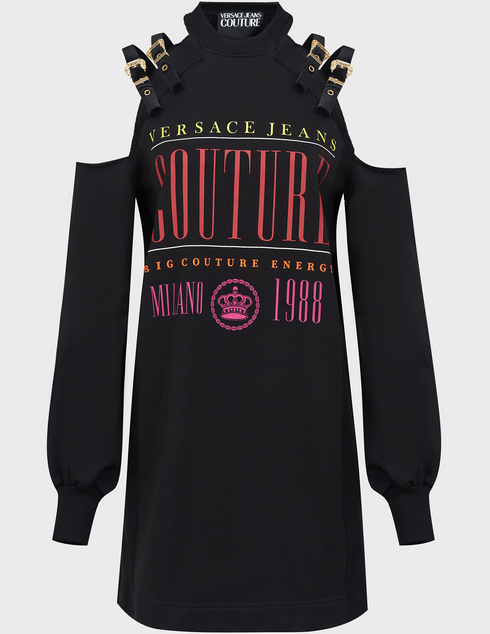 Versace Jeans Couture 71HAO977-F0007-black фото-1