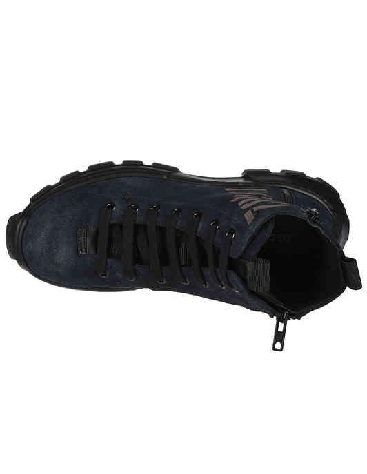 серые Ботинки Dsquared2 62440-NB-grafit_gray размер - 36