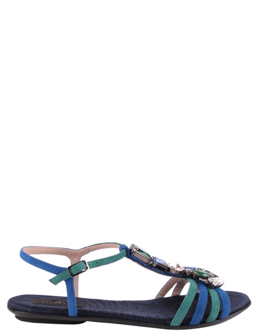 Женские сандалии JOHN RICHMOND 5875-blue