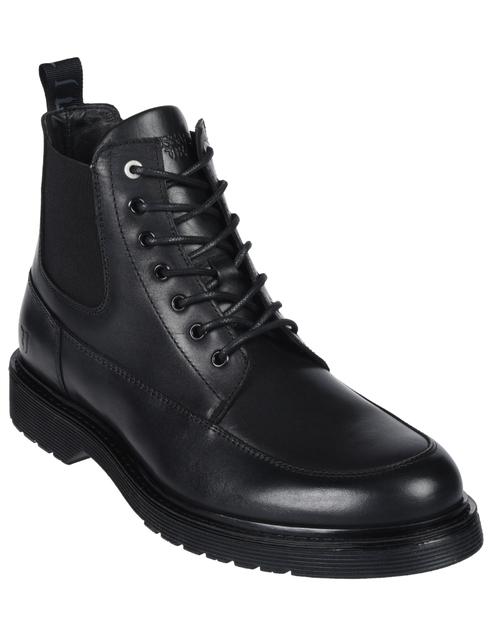 черные мужские Ботинки Trussardi AGR-77A002069Y099999-K299 5374 грн