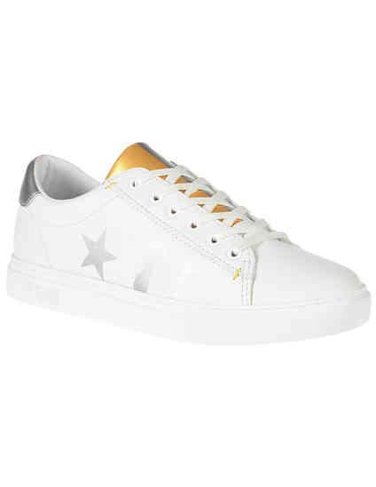 белые женские Кеды Trussardi Jeans 79A003089Y099999-M021 1502 грн