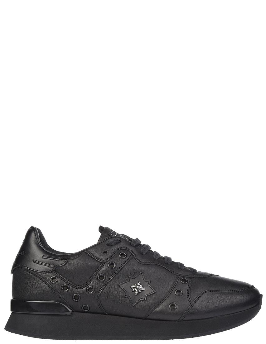 Мужские кроссовки John Richmond 5806_black