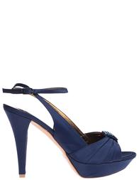 Женские босоножки ALBANO 8439_blue