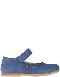 Детские туфли для девочек Twin-Set HS56AJ_blue