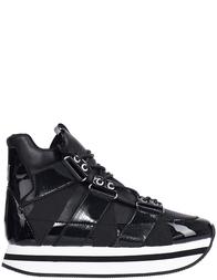 Женские кроссовки Armani Jeans 925309_black