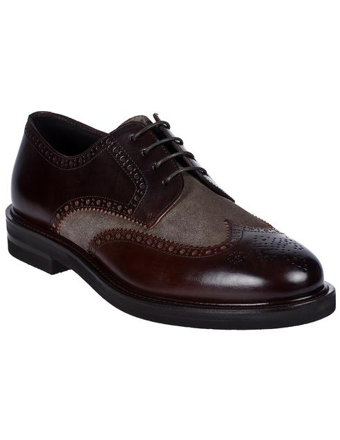 коричневые Дерби Henderson Baracco 59216.1