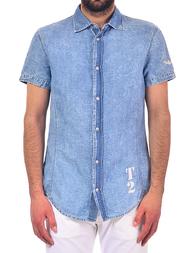 Мужская рубашка ARMANI JEANS T6C39CW15