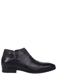 Мужские ботинки MARIO BRUNI 80224_black