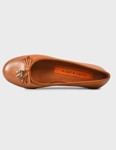 коричневые женские Балетки Tory Burch 71838-240 8194 грн