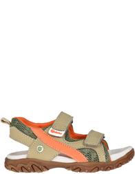 Детские сандалии для мальчиков Naturino sport-488_green