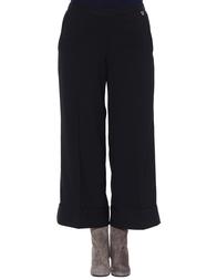 Женские брюки TWIN-SET TA72FM00370-00006_black