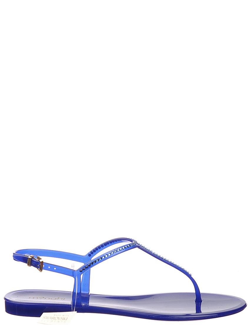 Женские сандалии MENGHI 817-blue