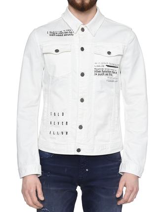 ANTONY MORATO джинсовая куртка
