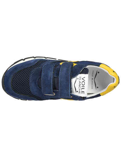 Voile Blanche Liam-Velcro-navy-giallo_blue