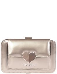 Женская сумка Love Moschino 4320_silver