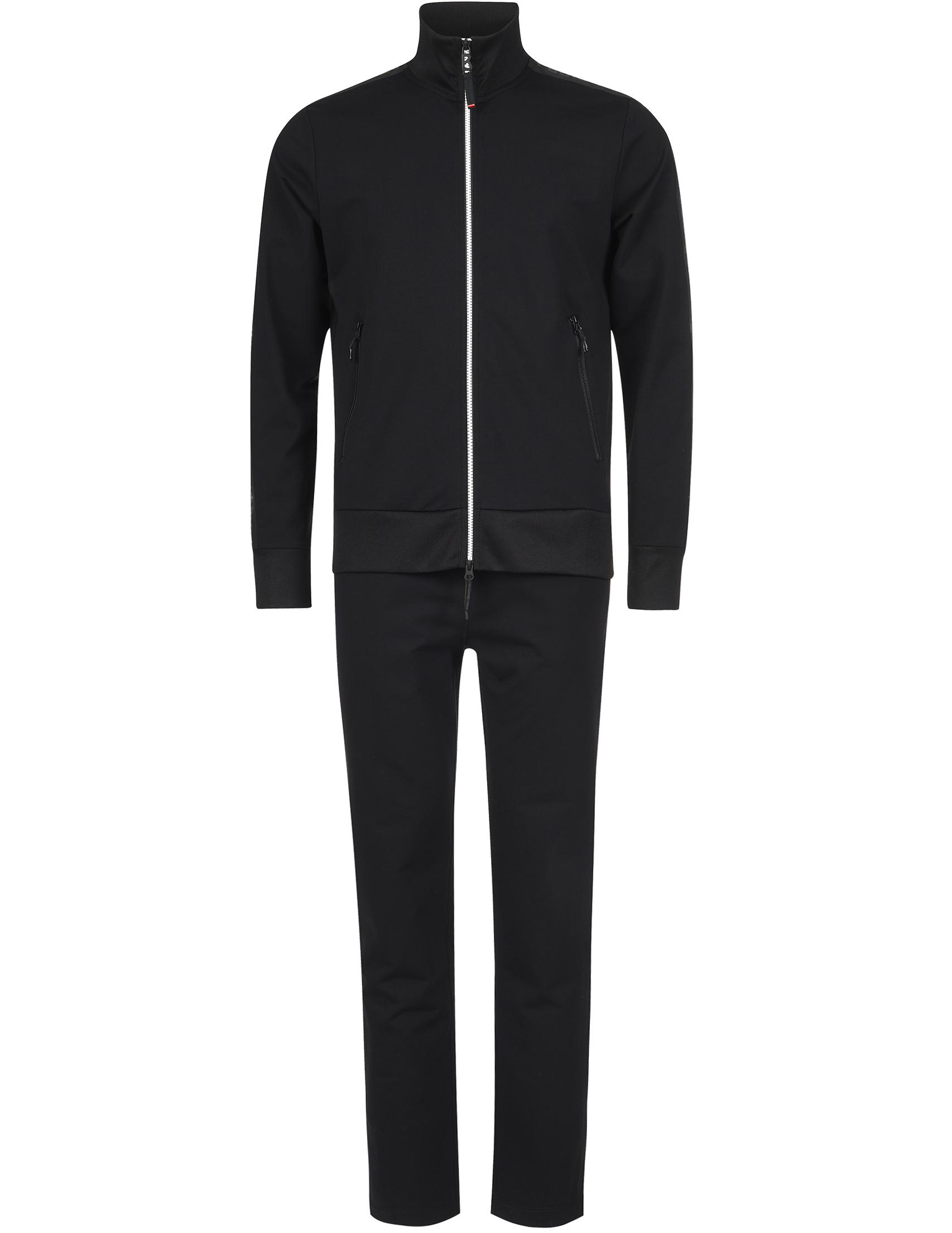 Купить Спортивный костюм, BOGNER, Черный, 70%Хлопок 24%Полиэстер 6%Эластан, Весна-Лето