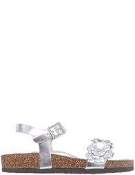 Женские сандалии Nila & Nila 9606_silver