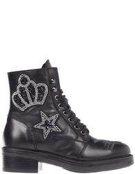 Женские ботинки Jeannot 70233_black