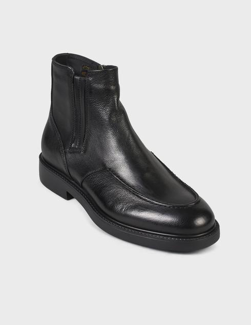 черные мужские Ботинки Fabi FU0387AL-900 11627 грн