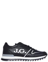 Женские кроссовки John Galliano 7988_black