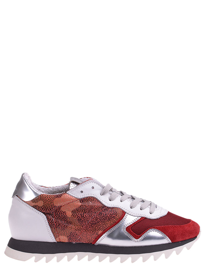 Женские кроссовки 37ZERO36 151B_red