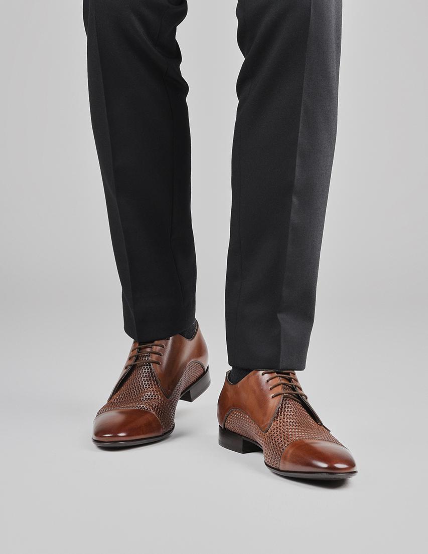 Купить Туфли, ALDO BRUE, Коричневый, 100%Кожа, Весна-Лето