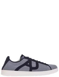 Мужские кроссовки Armani Jeans AGR-935068_blue