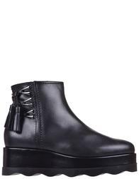 Женские ботинки Albano 7067_black