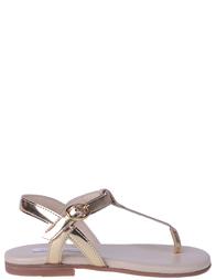 Детские сандалии для девочек DOLCE & GABBANA D10083_gold