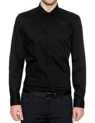 Мужская рубашка ANTONY MORATO SL00293FA450001-9000_black