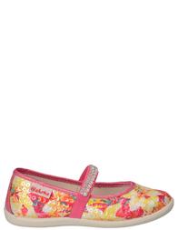 Детские туфли для девочек NATURINO 8075_multicolor