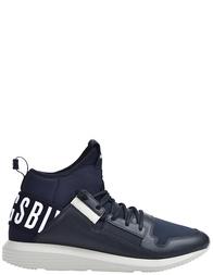 Мужские кроссовки Bikkembergs 2929_blue