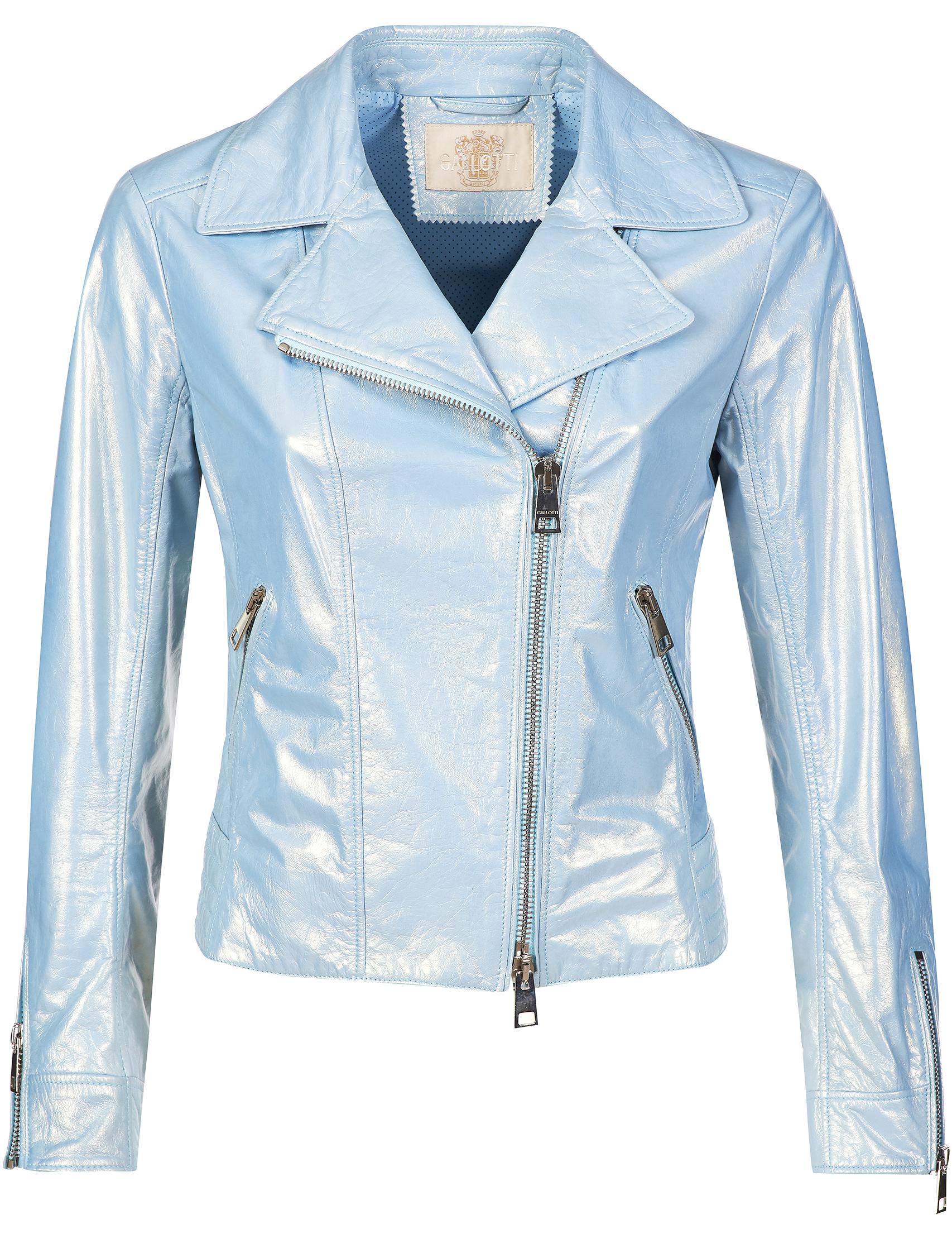 Купить Куртки, Куртка, GALLOTTI, Голубой, 100%Полиэстер, Осень-Зима