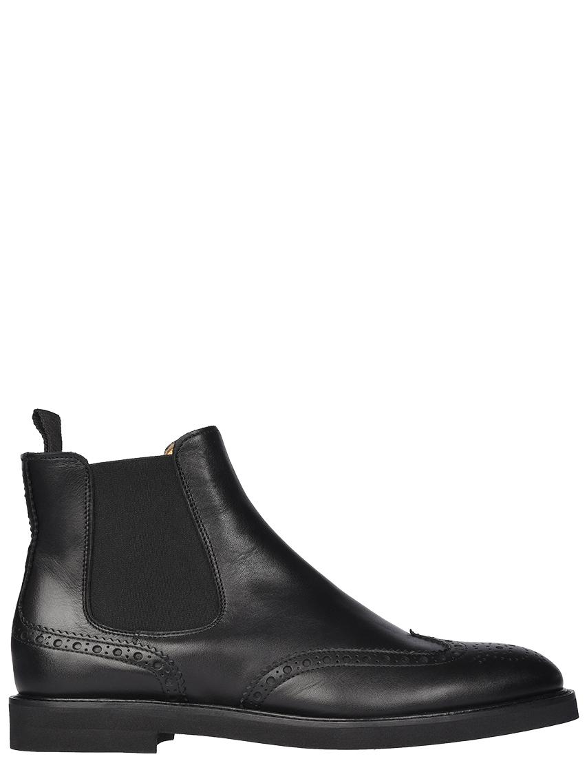 Женские ботинки Roberto Serpentini RS611NER_black