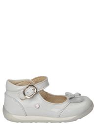 Детские туфли для девочек FALCOTTO 1366bianco_white