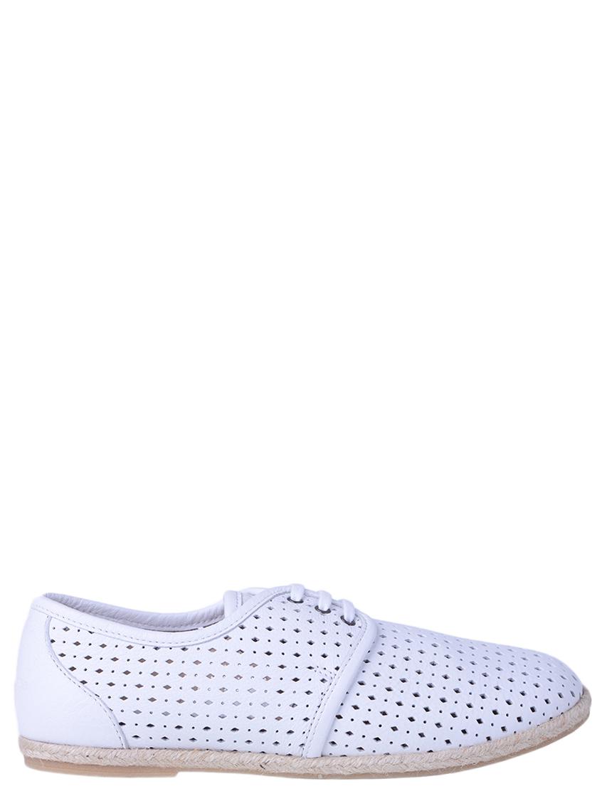 Детские туфли для мальчиков DOLCE  GABBANA DA0104_white