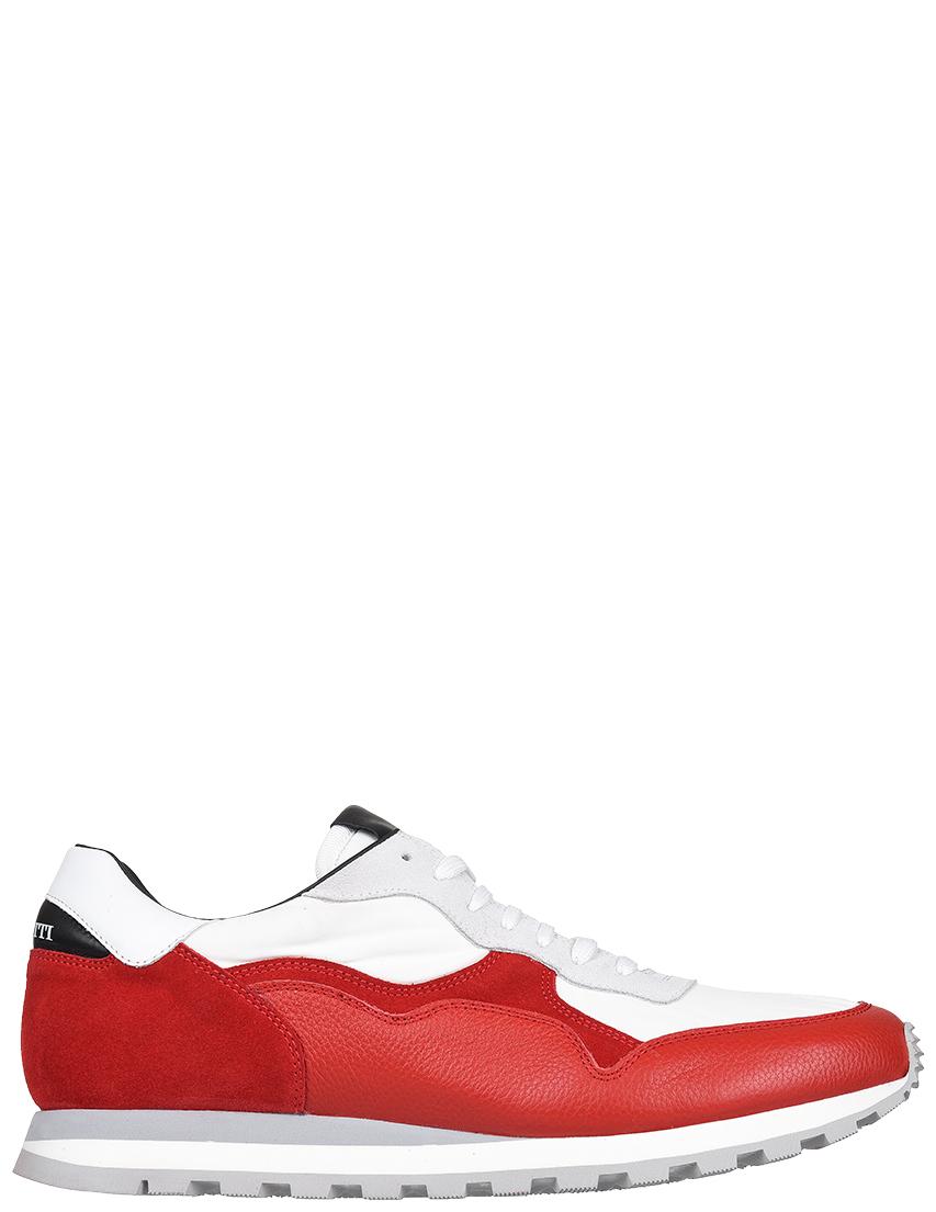 Мужские кроссовки Cesare Paciotti 53870-red