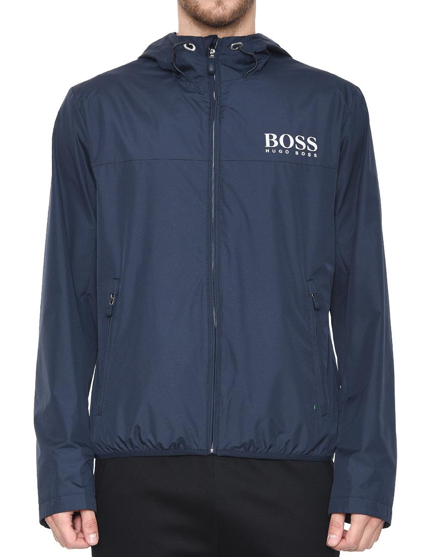 Купить Куртка, HUGO BOSS, Синий, 100%Полиэстер, Весна-Лето