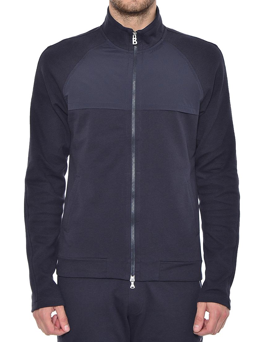 Купить Спортивный костюм, BOGNER, Синий, 100%Хлопок, Осень-Зима