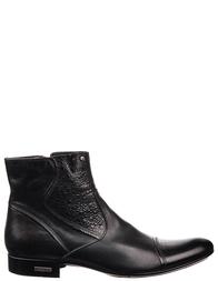 Мужские ботинки MARIO BRUNI 95171-black