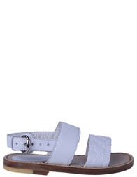 Детские сандалии для девочек GUCCI 285252AOPIO9014_white