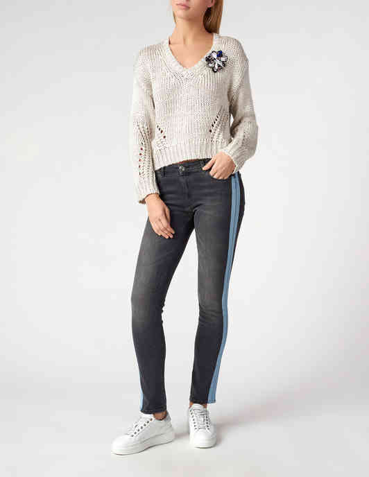Trussardi Jeans 56J00060-K299_gray фото-4