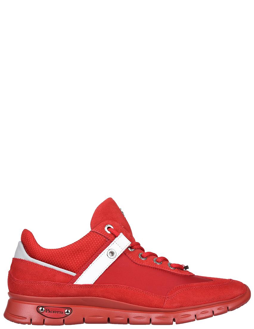 Мужские кроссовки 4US Cesare Paciotti WU1TCA-red